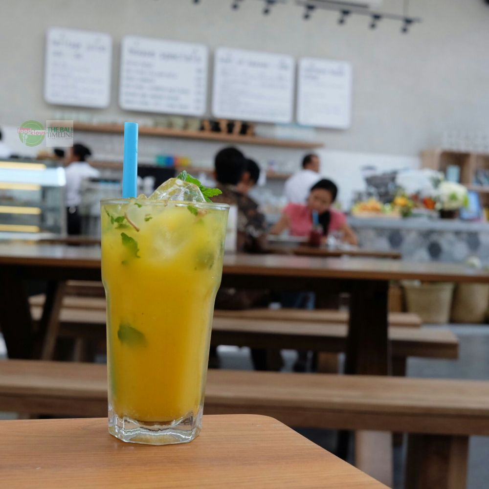Cafe Bali Seminyak Menu